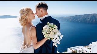 Свадьба Санторини Греция 20.07.2017 Сергей и Елена. Geek wedding. Best wedding Santorini Greece.