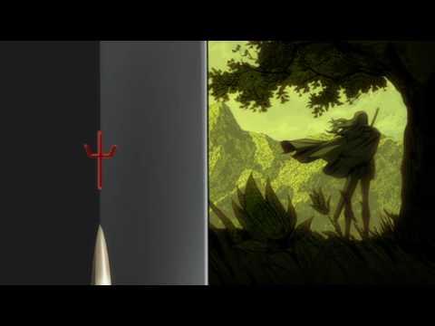 Claymore - Ending - Danzai no Hana (Guilty Sky) By Riyu Kosaka HD