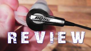 Bose IE2 Audio Headphones Review!