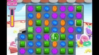 Candy Crush Saga level 607 (3 star, No boosters)
