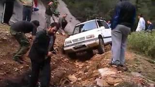 SUZUKI VITARA EXTREME OFF ROAD Steni Evias - Greece 28-02-2010
