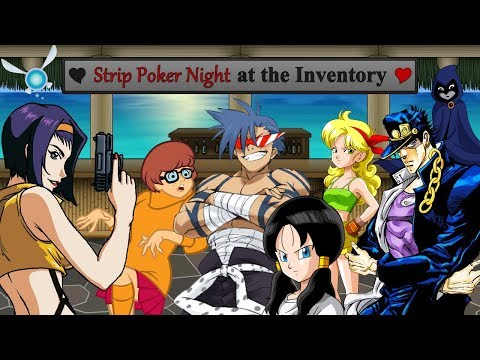 After Dark: Strip Poker Night At The Inventory #1