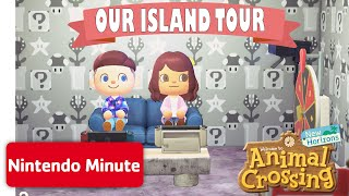 Touring Our Animal Crossing: New Horizons Islands!