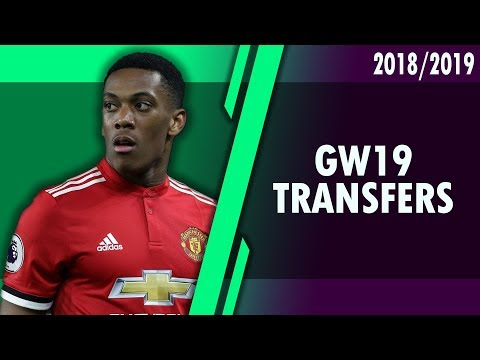 GAMEWEEK 19 PREVIEW - TRANSFER OPTIONS & KANE OR SALAH FOR CAPTAIN? #FPL 2018/2019!