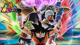 BRAND NEW F2P LR 'GOKU' GINYU FORCE & FREE 100% RAINBOW UNITS! Dragon Ball Z Dokkan Battle