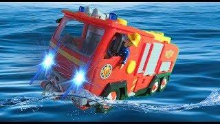FEUERWEHRMANN SAM Fireman Sam New Episode Beste FEUERWEHRAUTO Rettungsaktion für Kinder