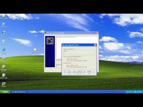 """Hướng Dẫn Cài Đặt Cả Hai """"Boot On HDD I Rar"""" +""""Boot On HDD II Rar""""Chi Danh Cho Win XP, Win 7 Cai Binh Thuong"""