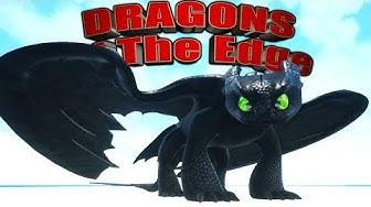 Wir spielen OHNEZAHN aus DRACHENZÄHMEN LEICHT GEMACHT - Dragons of the Edge | LP Deutsch
