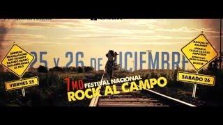spot festival nacional   rock al campo 2015 spot tv