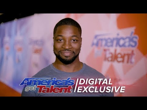 Funny Man Preacher Lawson Is Serious About His AGT Experience - America's Got Talent 2017