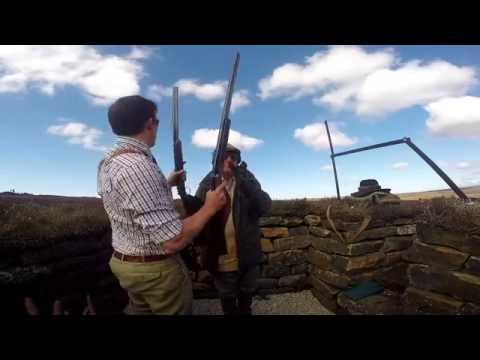 Driven Grouse Shooting - 2014 Season - William Powell Sporting