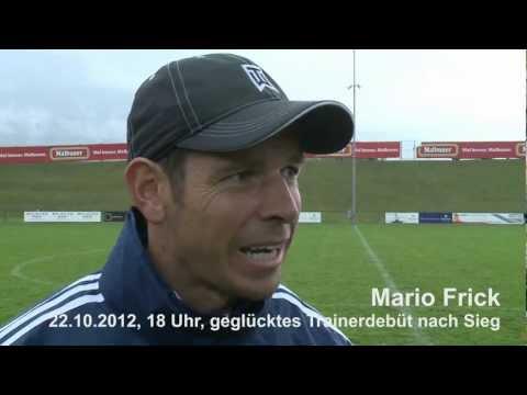Geglücktes Trainerdebüt von Mario Frick