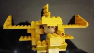 Lego Spaceship Effect Test