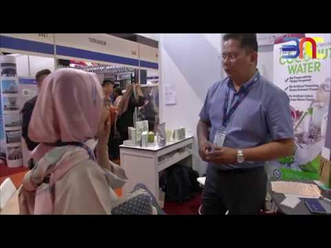 Appsaya CEO, Mamadou Ndiaye on Bernama News Channel, MIHAS 2018