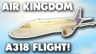Vol A318 d'Air Kingdom! Roblox