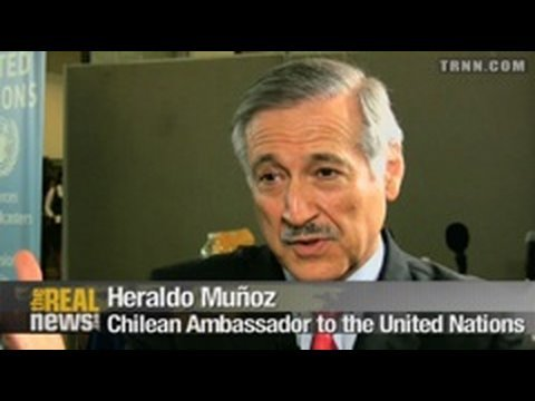 Chilean UN rep - Latin America demands equality