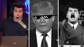 Is Trump a FASCIST?! | Louder With Crowder