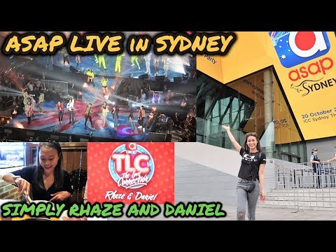 ASAP Live in SYDNEY | NOYPI Opening Performance +  TLC Love Connect RHAZE and Dan