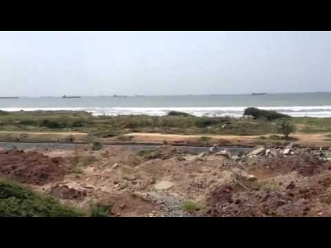 Clips from Port of Tema...