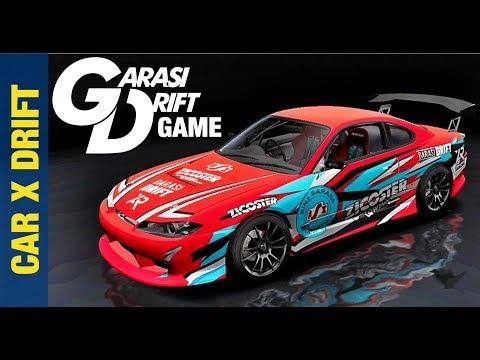 AKHIRNYA GARASI DRIFT DI GAME!   CarX Drift Racing Online Indonesia
