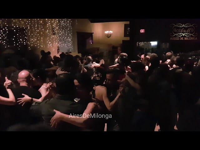 Loca Marathon Dancers 24.5.2019. Tango dance in Boston, USA