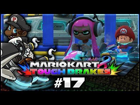 "Mario Kart 8 DELUXE - Tough Brakes #17 | ""IT'S ALL YOU, LARRY!"" [Random Battle] GAMEPLAY WALKTHROUGH"