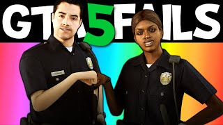 GTA 5 FAILS – EP. 10 (Funny moments compilation online Grand theft Auto V Gameplay)
