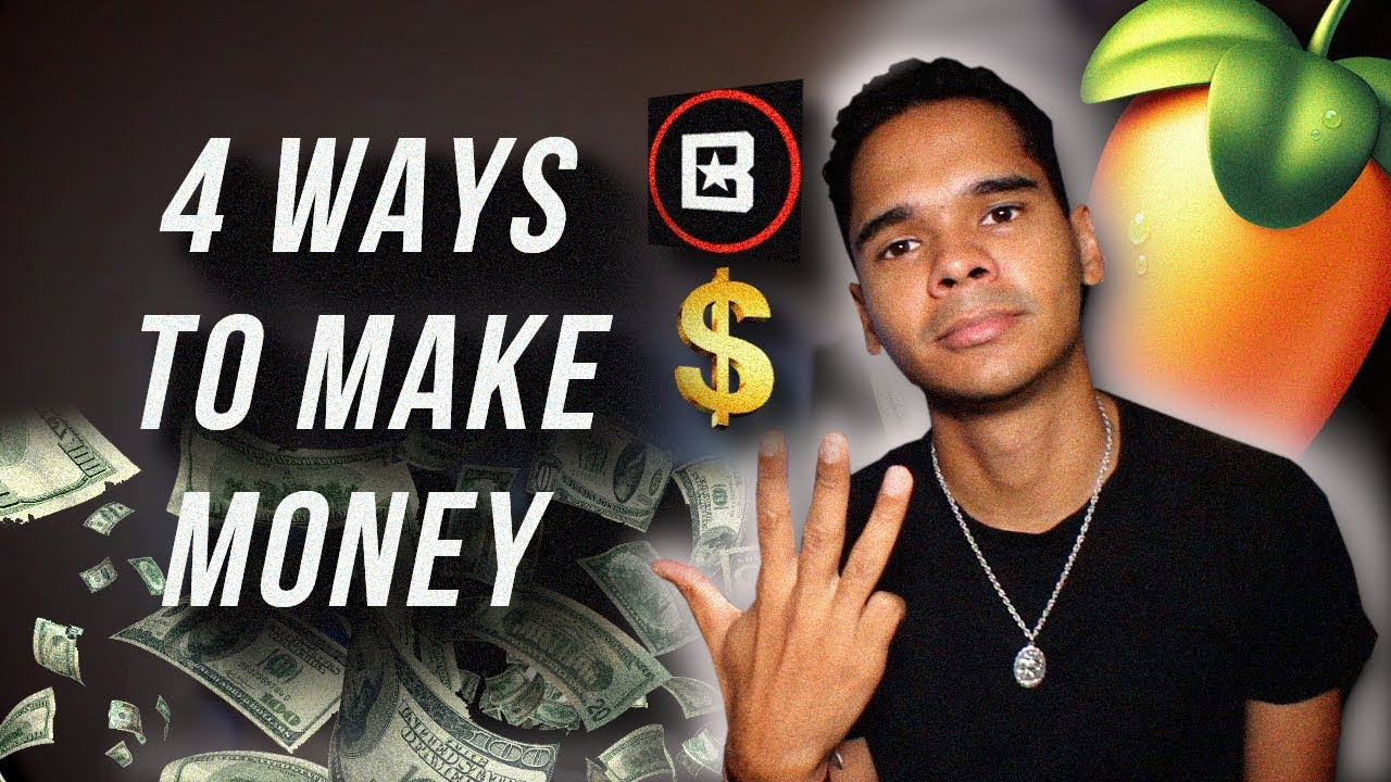 4 Ways To Make Money As A Producer [HOW TO SELL BEATS ONLINE IN 2019]