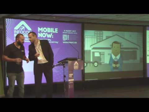 Γιώργος Σταμάτης, Business Mobile Marketing Manager, WIND Ελλάς