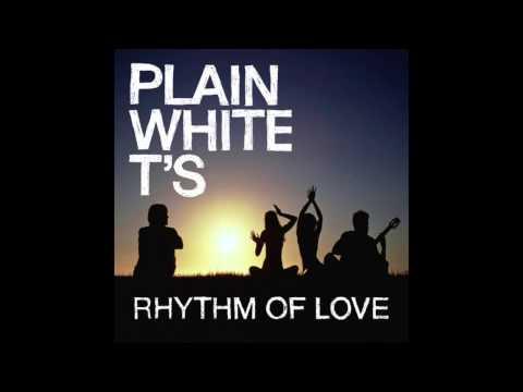Plain White T's - Rhythm of Love Karaoke Cover Backing Track Acoustic Instrumental