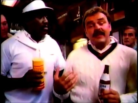 Miller Lite Commercial (Bubba Smith, Dick Butkus, 1979)