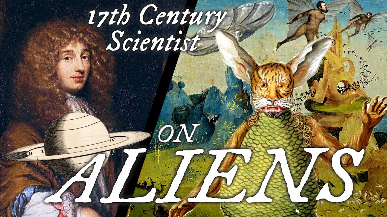 17th Century Scientist Gives First Description of Alien Life: Hear Passages from Christiaan Huygens' Cosmotheoros  (1698)