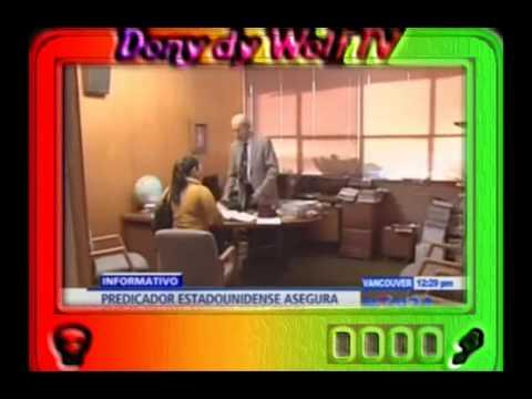 O FIM DO MUNDO 21 de maio de 2011 TV HISPÂNIC NTN 24 Horas