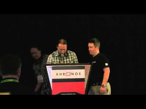 Siggraph 2012 - The Khronos Group OpenCL BOF
