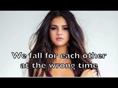 Selena Gomez - Sober Karaoke Acoustic Guitar Instrumental Cover Backing Track + Lyrics