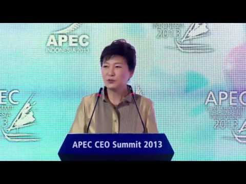 APEC CEO Summit 2013 - Session 6