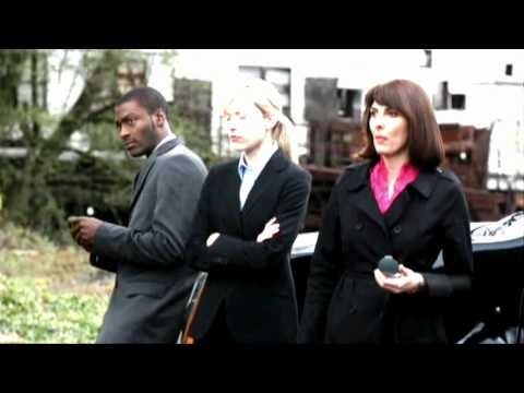 Aldis Hodge: Leverage S2  Gag Reel
