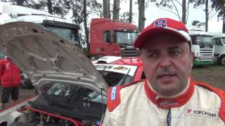 Luís Tedesco   Apoio sábado   Rally de Erechim 2017