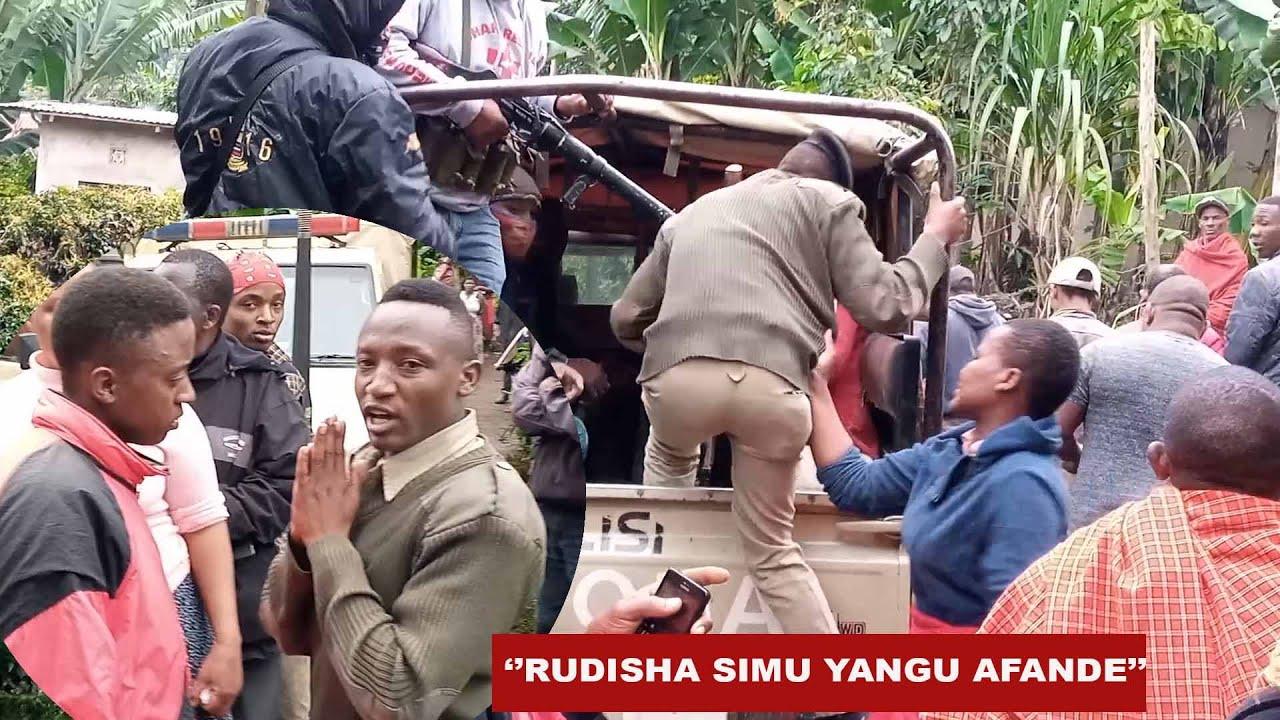 Download ARUSHA NOMA! BINTI AMVUTA POLISI MGUU, NUSURA AMCHANIE NGUO AKIDAI SIMU YAKE..