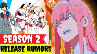 Darling in the Franxx Season 2 Release Date Speculations Debunked!