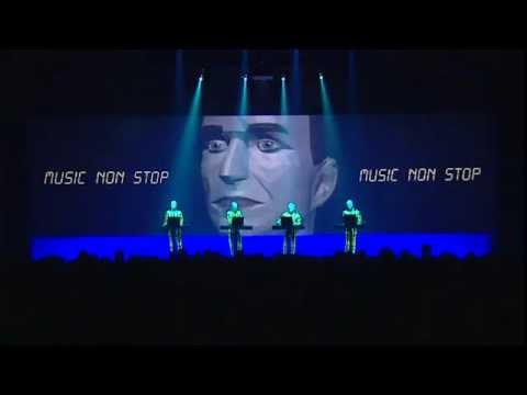 Kraftwerk: Minimum-Maximum (German Release)