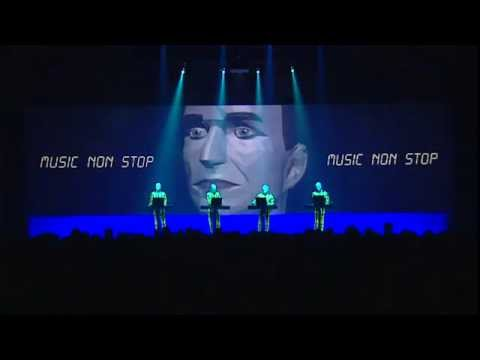 Kraftwerk: MinimumMaximum German Release
