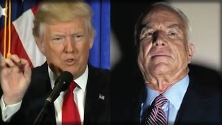 MCCAIN IS OVER! AFTER BETRAYING TRUMP, MCCAIN GOT JUST SMACKED WITH INSTANCE JUSTICE!