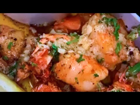 ChefSmelly Smellys Creole For Dine-In Or Takeout At 2430 Broadway Uptown Oakland - Vlog
