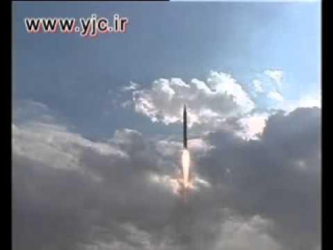 IRAN POWERFUL QIAM SUPERSONIC BALLISTIC MISSILE