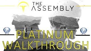 The Assembly Platinum Walkthrough - 100% Trophy & Achievement Guide - 2 hours Platinum