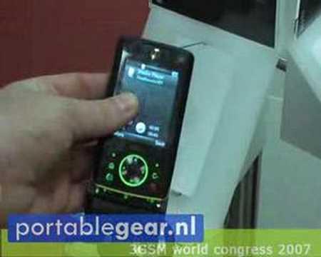 Motorola Z8 - 3GSM 2007