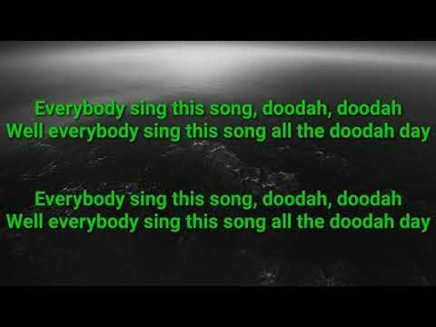 Cartoon- Doo Dah lyric song video