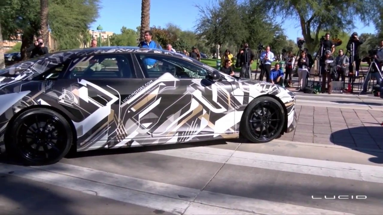 Lucid Motors Announces Ev Plant In Casa Grande 2 000 Jobs Headed To Arizona