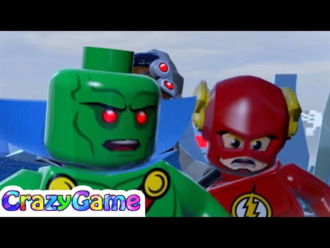 Thumbnail: #LEGO #Batman 3 Complete Walkthrough #15 Breaking the Ice (4K)